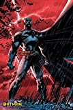 Batman-The Dark Knight-Rouge pluie 36x 24Comic Art Poster Print DC Comics Rouge Storm