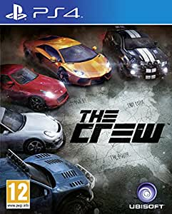 The Crew (PS4): Amazon.co.uk: PC & Video Games
