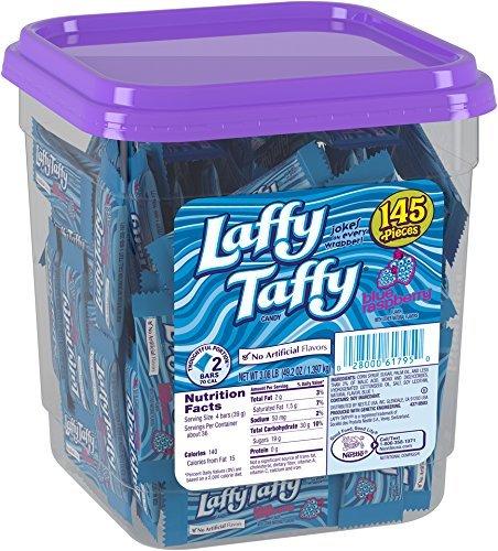 laffy-taffy-candy-jar-blue-raspberry-145-count-by-laffy-taffy