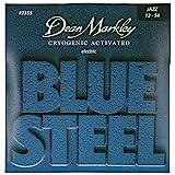 Dean Markley 2555 Blue Steel Saiten für E-/Jazz-Gitarren, Stärke .012-.054