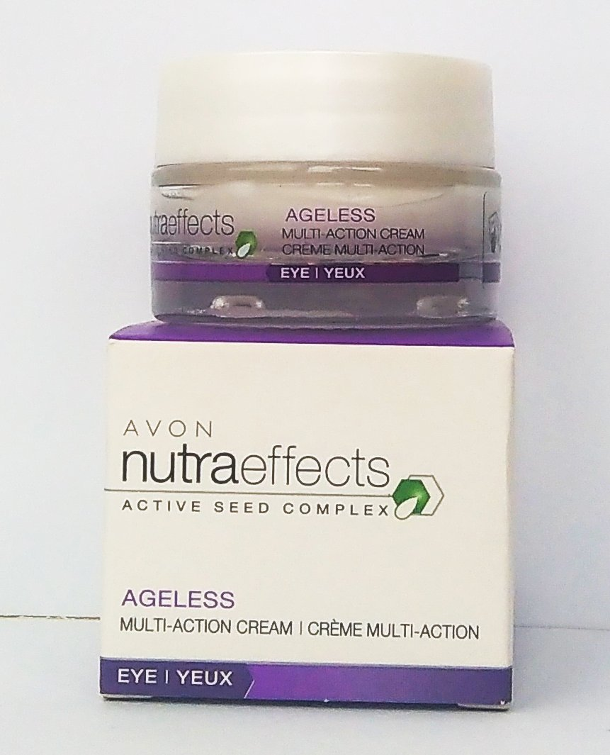 AVON Nutraeffects Ageless Crema para los Ojos 15ml