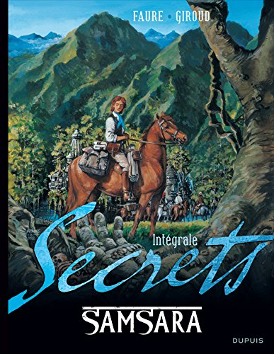 Secrets, Samsara - L'intégrale - tome 1 - Secrets, Samsara intégrale