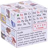 Spelling Learning Cube Book: Key Stage 1