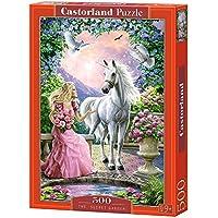 Puzzle 500 pièces : Le Jardin Secret