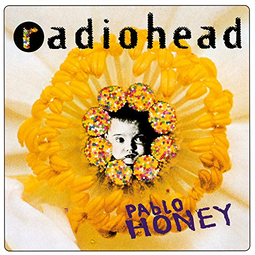 Radiohead: Pablo Honey [Vinyl LP] (Vinyl)