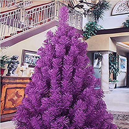 YGCLTREE-Weihnachtsbaum-knstlich-mit-Christbaum-Stnder-4-Gren-whlbar-Regenschirm-Klapp-System-und-Christbaumstnder-aus-Metall210cm