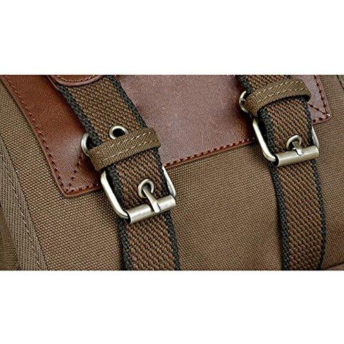 Sacs d'épaule de capacité de sac à bandoulière de sac à bandoulière Noir