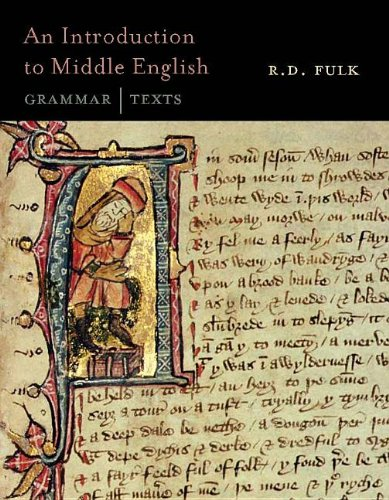 An Introduction to Middle English: Grammar and Texts