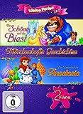 Die Schöne und das Biest/Die Zarentochter Anastasia - Kleine Perlen/Märchenhafte Geschichten [2 DVDs]