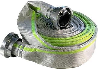 Industrieschlauch | Feuerwehrschlauch | Bauschlauch | Flachschlauch | C- Schlauch mit Storz-Kupplung eingebunden