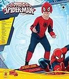 Rubies IT886919-M - Ultimate Spiderman Classic Costume, Taglia M