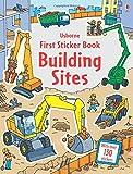 First Sticker Book Building Sites (First Sticker Books)