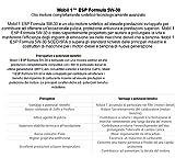 6 LITRI DI OLIO MOTORE ORIGINALE MOBIL 1 ESP 5W30
