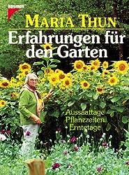 Erfahrungen für den Garten
