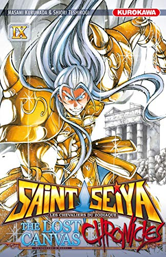 Saint Seiya - The Lost Canvas - Chronicles, Tome 9 :