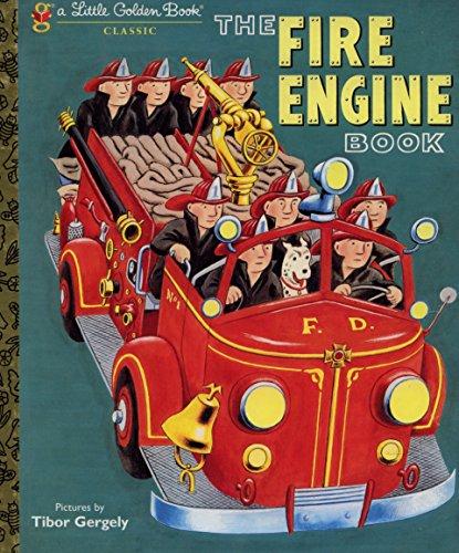 eBooks Online Textbooks: The Fire Engine Book (Little Golden Book Classic) MOBI