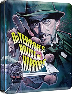 Dr Terror's House of Horrors - Blu-Ray Steelbook Ltd Ed