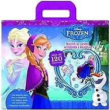 Frozen. Maletín De Cuentos, Actividades Y Pegatinas (Disney. Frozen)