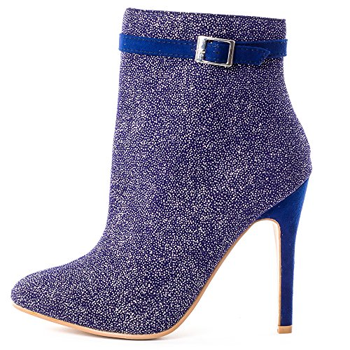 Dolcis Ruby Blue Femmes Heels blue