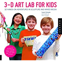3D Art Lab for Kids (Lab (Quarry Books))
