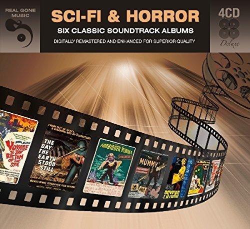 6 Classic Sci-Fi & Horror Albums