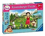Ravensburger 07593 - Heidis Alpenmärchen Puzzle, bunt