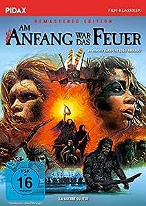 Am Anfang war das Feuer (La guerre du feu) - Remastered Edition / Preisgekröntes Meisterwerk des Abenteuerfilms (Pidax Film-Klassiker)