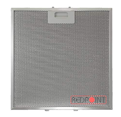 Aluminium-Fettfilter Austauschfilter Dunstabzugshaube Für ELICA mm.320 x 320 x 9 -