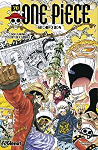One Piece Edition originale Doflamingo sort de l'ombre
