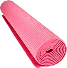 fesa 6mm Thick and Non-Slippery WashableYoga Mat