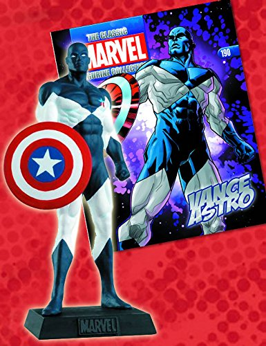 Marvel Figurine Collection #190 Vance Astro