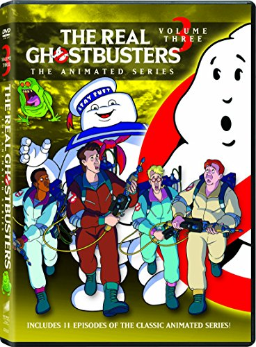 The Real Ghostbusters Volume 3