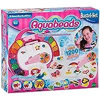 Aquabeads 79328 Künstlerkoffer Kinder Bastelset