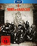 Sons of Anarchy - Season 4 [Blu-ray]