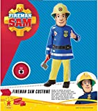 Rubie's 3510156 - Fireman Sam Deluxe Toddler with Felt Mask 2-3 Jahre für Rubie's 3510156 - Fireman Sam Deluxe Toddler with Felt Mask 2-3 Jahre