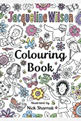 The Jacqueline Wilson Colouring Book Paperback