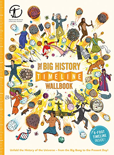 The Big History Timeline Wallbook: Unfold the History