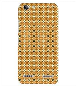 PrintDhaba Pattern D-5270 Back Case Cover for LENOVO LEMON 3 (Multi-Coloured)
