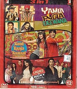 Yamla Pagla Deewana/Band Baaja Baarat/Ladies Vs Ricky Behl