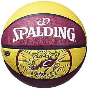 Spalding Cavaliers Basketball-Ballon Taille 5