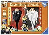 Ru, Dru e i Minions Puzzle