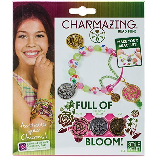 Charmazing Bead Fun - Full of Bloom by Wooky Entertainment