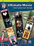 Ultimate Movie Instrumental Solos for Strings: Cello (Pop Instrumental Solo) (Alfred's Instrumental Play-Along)