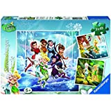 Ravensburger Disney Fairies Puzzles (3 x 49 Pieces)