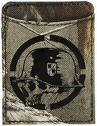 Metal Mulisha Men's Ammo Card Wallet Green