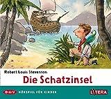 Die besten Robert Louis Stevenson Klassische Bücher für Kinder - Die Schatzinsel: Hörspiel (1 CD) Bewertungen