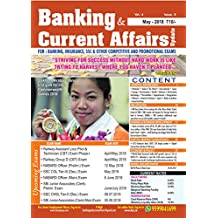 Banking and Current Affairs Update May 2018 English
