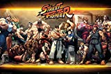 empireposter 717993Street Fighter–Characters–Games Póster Video Juegos–Tamaño 91,5x 61cm, Papel, Multicolor, 91,5x 61x 0.14cm