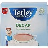 Tetley Decaffeinated Tea Bags - 1x80