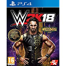 Wwe 2k18 - Edition Wrestlemania